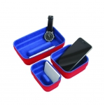 F375 NIDO Three Pack Stackable Tray