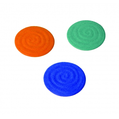 F392 SPIRAL Drinks Coaster