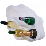 W312 Wave Wine Rack