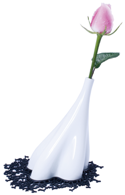 W315 WAVE Vase