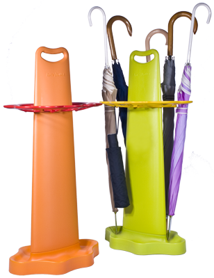 W318 WAVE Umbrella Stand