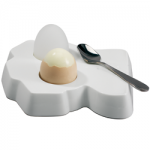 V207 VENUS Egg Holder with Salt & Pepper Shakers